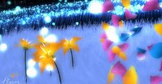 Image result for the witness game flowers