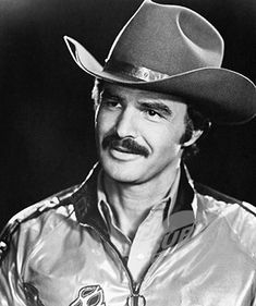 Let's face it. The real star is Burt Reynold's Mustache. Burt Reynolds can thank his mustache for his film and TV career. If only his mustache had talked him out of plastic surgery.
