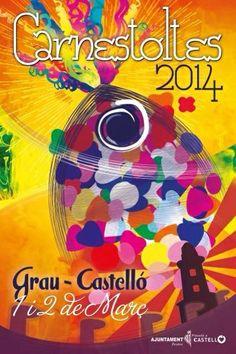 Cartel Carnavales 2014