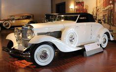 1935 Duesenberg Model JN Rollston Cabriolet Para saber más sobre los coches no olvides visitar marcasdecoches.org