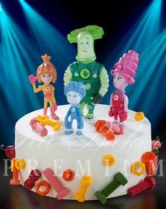 """Торт """"Фиксики"""" - фото Fili Baker Premium"""