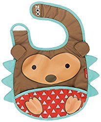 Mom's Best 10 Essentials for First Eaters – Mom's Best 10 At home or on the go, this bib is great for keeping your little clean! It is lightweight yet sturdy and large, providing the perfect protection to your little ones clothes. Keep berries at bay with the handy pocket that will catch stray food. The adorable design options ensures even baby wants to wear it! Out and about? The tuck-away pocket helps keep your diaper bag clean by isolating the mess. BPA-free, PVC-free, Phthalate-free AND…