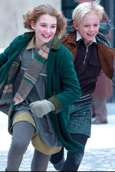 Liesel & Rudy from The Book Thief.