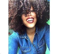 """HAIR OBSESSION. I have been pondering the phrase """"natural hair"""". Basically its hair that grows out of my head but its not natural because I still use chemicals (Product) to dress it and have it 'maintained'. So how is """"natural hair"""" natural?"""