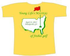 Frisbee Golf Shirt