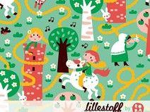 ♥ lillestoff - Bio Jersey - RAPUNZEL ♥