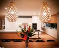 Luminária Pendente Koura @maislume Ceiling, Decor, Pendant Light, Home, David Trubridge, Home Decor, Ceiling Lights