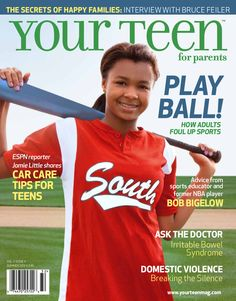 Our Summer 2013 magazine is almost ready to go! Read all about teens and sports.  You can still subscribe at: yourteenmag.com/subscribe. #yourteen