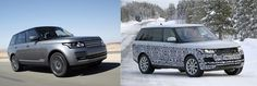 A tiny facelift for Range Rover's biggest model in 2017 by CAR Magazine