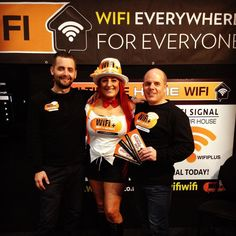 Your wifi is not worthy... Make it perfect with Wifi. Visit them over at www.wifiplus.co.nz