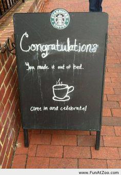 Funny Congrats