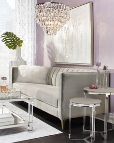 Stylish living room themes anyone can do at home 03 Furniture, Glam Living Room, Living Room Sets, Stylish Living Room, Interior, Living Room Furniture Inspiration, Home Decor, Glamour Living Room, Chic Home Decor