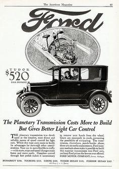 1926 Ford (Model T) Tudor