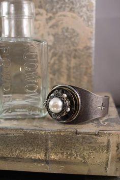 Industrial Bracelet by HaveFaithDesigns on Etsy