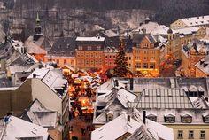 I 20 Mercatini di Natale più belli d'Europa