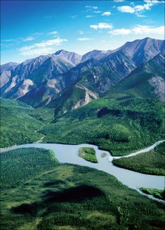 8. Nahanni National Park, Northwest Territories