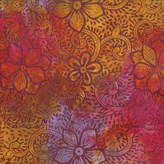 Moda Breezy Hand Dyed Batiks WANT!