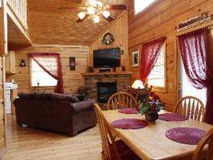 Gatlinburg Cabin Rental: $79/nite Very Secluded & Private/between Gatlinburg/pigeon Forge | HomeAway