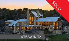 Strawn Texas sold at Live auction #strawn #auctions #luxury #homes #mansions #texas #luxuryliving #ranchosantafelocals #sandiegoconnection #sdlocals #rsflocals - posted by David Fresquez  https://www.instagram.com/myrealestatebuddy. See more post on Rancho Santa Fe at http://ranchosantafelocals.com