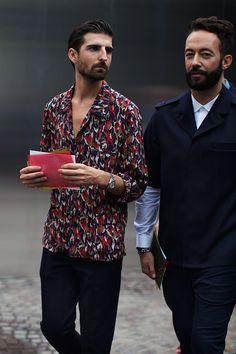 On the Street….At Prada, Milan http://www.99wtf.net/men/mens-accessories/find-watch-brands/