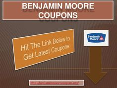 graphic regarding Benjamin Moore Paint Coupons Printable named 7 Suitable Benjamin Moore Discount coupons shots within 2013 Benjamin