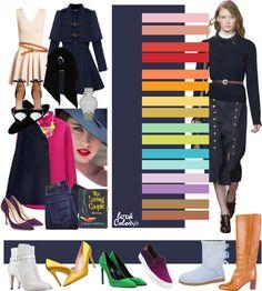 Зеркальный пруд. Классический темный, строгий темно-синий цвет, как и Марсала, отражает превосходство, скрывает недостатки фигуры и делает акцент на стиль. Этот цвет приверженец контрастов. Вы сможете создать выразительные комплекты одежды, используя сложные и приглушенные цвета, но яркие оттенки создадут гармоничную пару темно-синему.