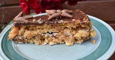 Blogg om kaker, desserter og sjokolade.
