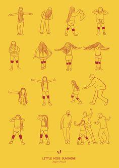 """Little Miss Sunshine"" Artista: Niege Borges. Imagen pineada de http://niegeborges.com/filter/Personal-Work/Dancing-Plague-of-1518 (Dancing Plague, image 18) https://society6.com/product/little-miss-sunshine-jkp_print#1=45 https://www.facebook.com/media/set/?set=a.1046037868793081.1073741990.427143107349230&type=3"