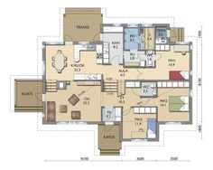 Dream House Plans, House Ideas, Floor Plans, Flooring, How To Plan, Sims 4, Planners, Layouts, Random