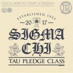 Fraternity Shirts, Custom Hats, Custom Clothes, Sigma Chi, Greek Apparel, Greek Clothing, Shirt Ideas, Tee Shirts, T Shirts
