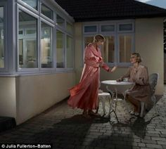 Mothers and Daughters. British Fine Art Photographer, Julia Fullerton-Batten.