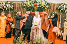"""Check out this @Behance project: """"Ismail & Anisa Wedding""""…"""