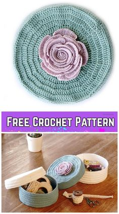 Watch The Video Splendid Crochet a Puff Flower Ideas. Wonderful Crochet a Puff Flower Ideas. Crochet Puff Flower, Crochet Box, Crochet Flower Patterns, Love Crochet, Crochet Gifts, Crochet Motif, Beautiful Crochet, Crochet Flowers, Irish Crochet
