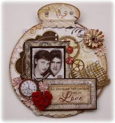 """""""Family Mini Album"""" by Gabrielle Pollacco  Hi! It's me, Gabrielle posting today! I have to admit, even though I have a number of the gorgeo..."""