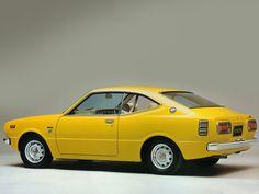Toyota Corolla Hardtop Coupe (1974 – 1979).