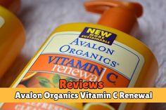 Avalon Organics Vitamin C Renewal Reviews - Prettitude