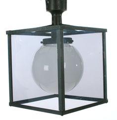 Simple Modern Hanging Lamp