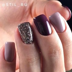 Want some ideas for wedding nail polish designs? This article is a collection of our favorite nail polish designs for your special day. Maroon Nails, Burgundy Nails, Orange Nails, Pink Nails, Red Nail, Fancy Nails, Cute Nails, Pretty Nails, Shellac Nails