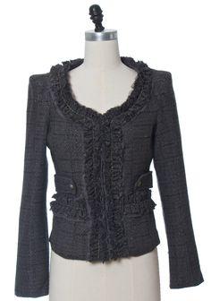 I love Tweed Jackets!