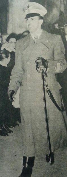 De laatste koning van Italië,  Umberto II - De Week In Beeld No. 3 - 21 januari 1950
