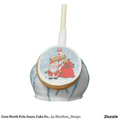 Shop Custom Christmas Cake Pops created by janislil. Santa Cake, Christmas Cake Pops, Christmas Treats, Wedding Cake Pops, Wedding Favors, Wedding Ideas, Red Velvet Cake Pops, Gel Ice Packs, Confectioners Glaze