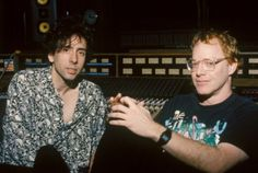 behind+the+scenes+of+the+nightmare+before+christmas | ... Danny Elfman during the making of The Nightmare Before Christmas