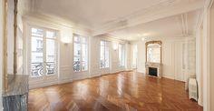 Paris apartment (Haussmann building)