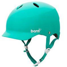 Bern Lenox EPS Bike Helmet #bicycles #helmets #turquoise