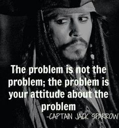 Johnny Depp ~ Captain Jack Sparrow ( Pirates Of The Caribbean )