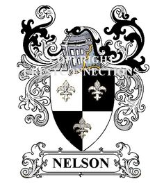 Your COAT OF ARMS embroidered onto one of our great quality shirts. A range of sizes and colours for Gents, Ladies and Childrens. Check out our Website www.crestconnections.com #nelson #familycrest #coatofarms