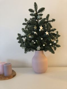 Christmas Tree, Vase, Home Decor, Homemade Home Decor, Decoration Home, Xmas Tree, Christmas Trees, Home Decoration