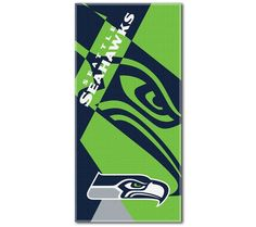 Use this Exclusive coupon code: PINFIVE to receive an additional 5% off the Seattle Seahawks NFL Puzzle Beach Towel at SportsFansPlus.com