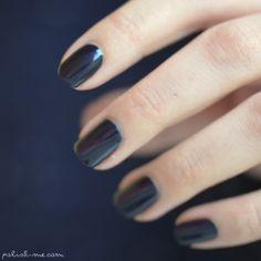 Midnight Cami #Essie #PolishMe