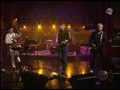 Franz Ferdinand - No You Girls (Live Letterman 2009)